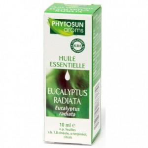 Huile essentielle eucalyptus radiata - 10 ml