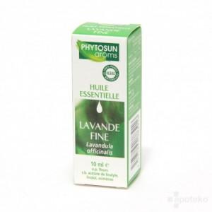 Huile essentielle lavande fine 10 ml