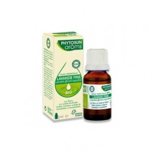 Huile essentielle lavande fine bio - 5 ml