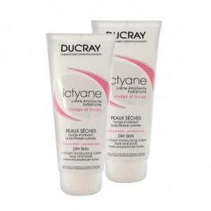 ictyane-creme-emolliente-hydratante-2-x-200-ml