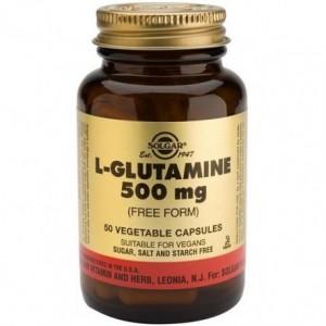 L-Glutamine 500mg - 50 gélules