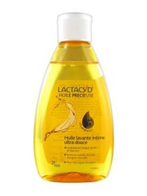 Lactacyd - Huile lavante intime - 200 ml