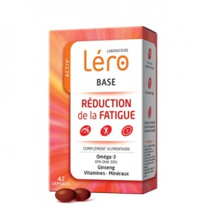 lero-base-reduction-de-la-fatigue-42-capsules