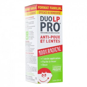 Duo LP Pro lotion anti-poux - 200 ml