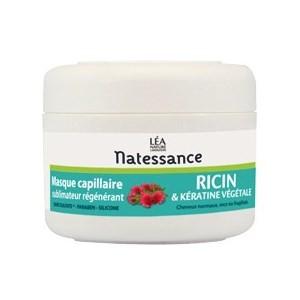 NATESSANCE - Masque cheveux sublimateur ricin kératine - 200 ml