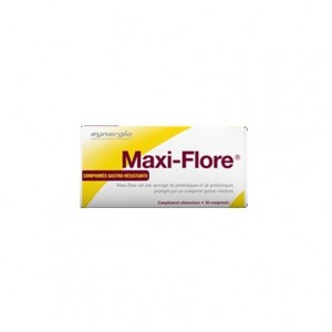 Maxi-Flore - 30 CP