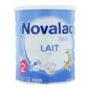 Novalac 2ème âge - 800 gr