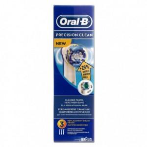 Oral B brossettes précision X3
