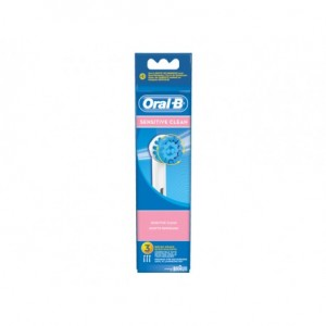 Oral B brossettes sensitive X3