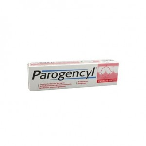 Parogencyl dentifrice gencives sensibles 75 ml