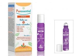 Puressentiel Stress Roller aux 12 huiles essentielles - 5ml