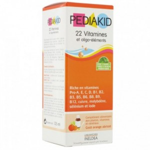 pediakid-22-vitamines-et-oligo-elements-125-ml-ineldea