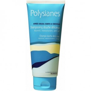 Polysianes Shampoing gel douche - 200ml