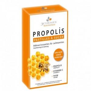 Propolis Pastilles a Sucer Adoucissantes & Calmantes - 40 pastilles