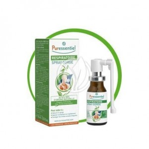 Puressentiel Respiratoire Spray Gorge - 15 ml