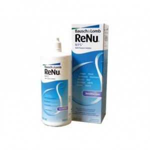 ReNu Solution lentilles MPS - 120 ml