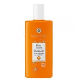 Flora Solaris soin solaire visage teinté SPF 20 - 40 ml
