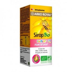 Sirop Fortifiant Bio Enfant - 140ml