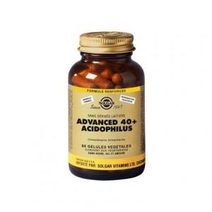 Advanced Acidophilus Plus - 60 gélules