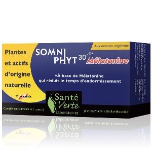 Somniphyt  Mélatonine - 30 comprimés