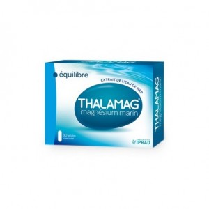 Thalamag magnesium marin - 30 gélules