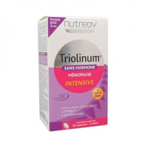 Triolinum Sans Hormone Menopause Intensive - 56 capsules