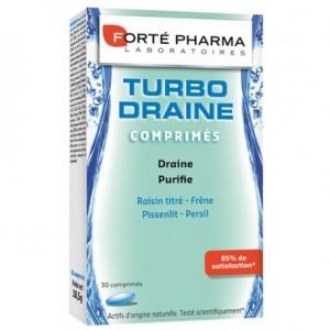 Turbodraine comprimés 30 comprimés