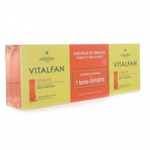 Vitalfan vitalité 3X60 capsules