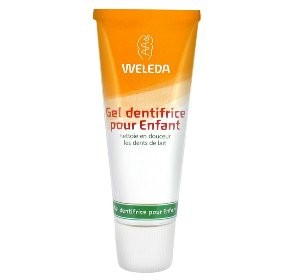Gel dentifrice enfants - 50 ml
