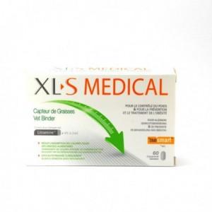 XLS médical capteur de graisses 60 capsules