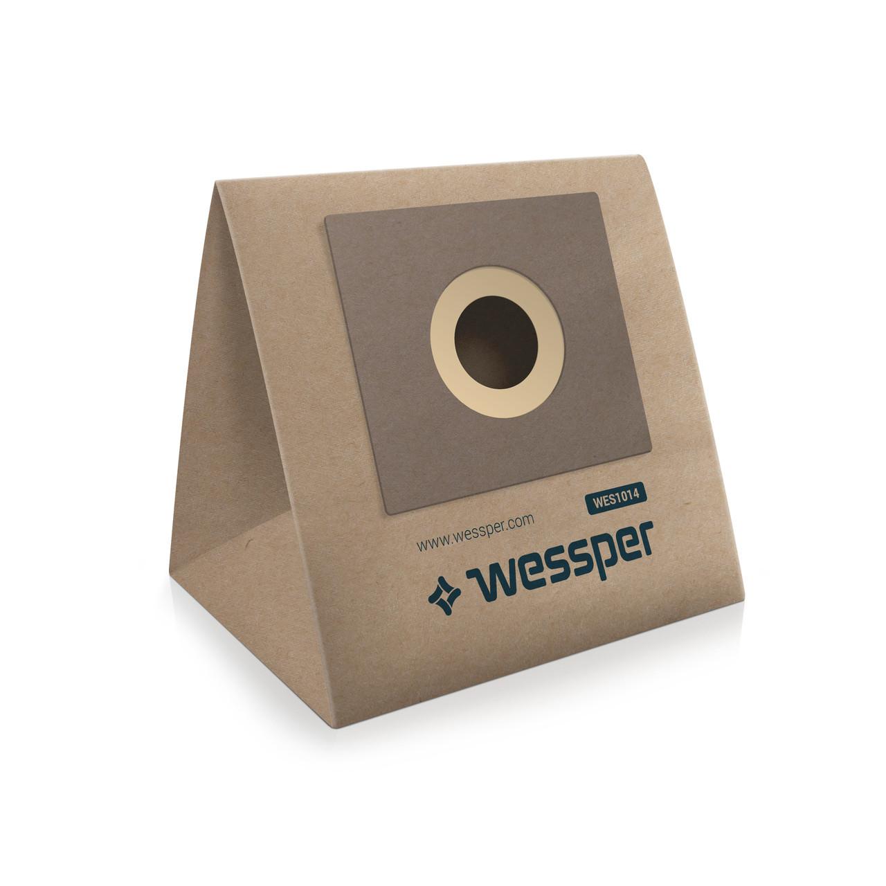 Wessper Sacs daspirateur pour Tornado to 4120 5 pi/èces, Papier