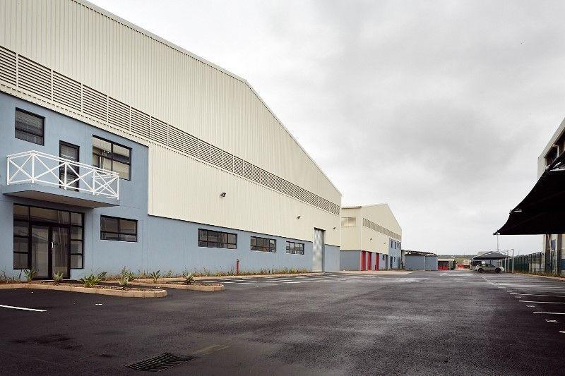 Industrial To Rent In La Mercy