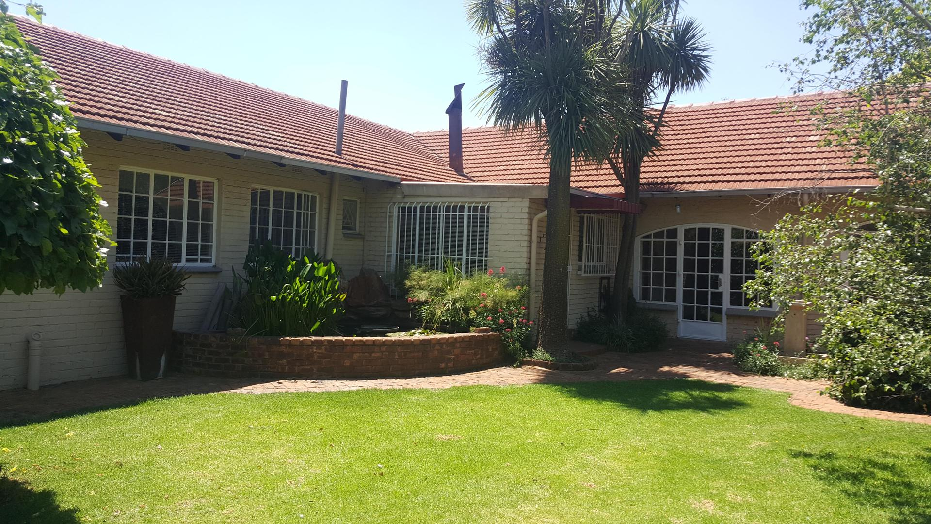 4 BedroomHouse To Rent In Zesfontein A H