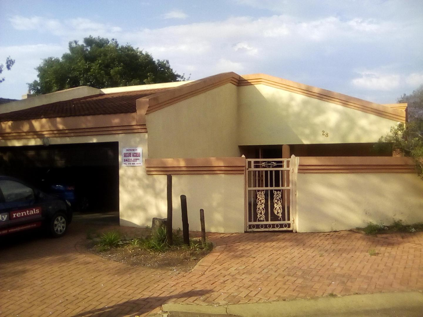 4 BedroomHouse To Rent In Witbank Ext 10