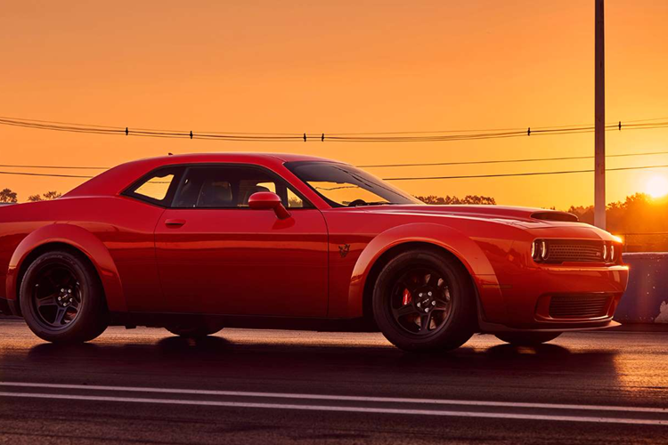 Hennessey To Shatter Its Record? 1500bhp Dodge Demon