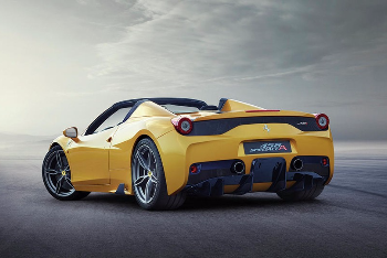 Only 5 Ferrari 458 Speciale Aperta for sale