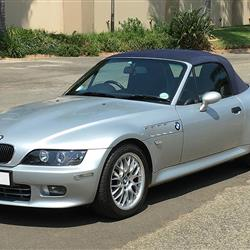 BMW Z3 Individual San Remo Ltd Edition 3,0L