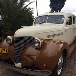 Vintage 1939 Chevrolet Master 85