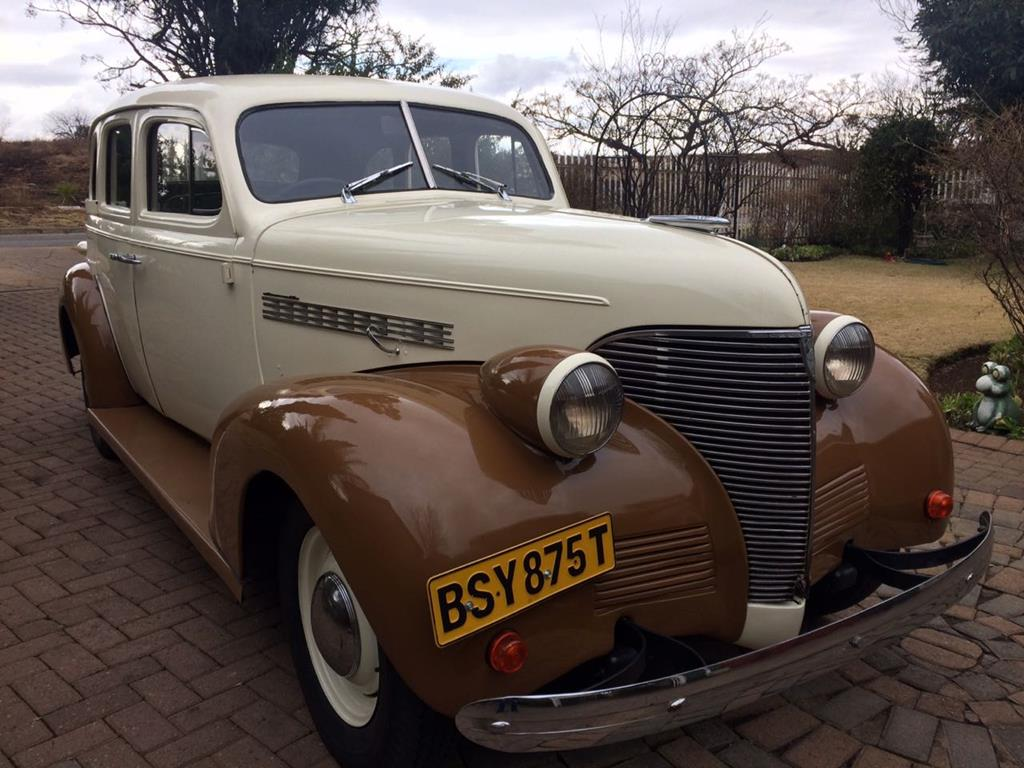 Vintage 1939 Chevrolet Master 85 - FindCar.Today
