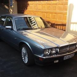 1990 Jaguar XJ6 Sedan