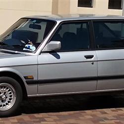 1988 BMW 5 Series Sedan