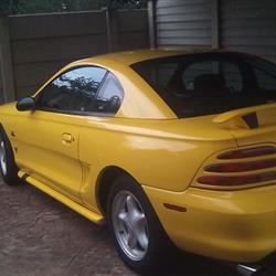 1996 5.0 Gt v8 mustang for sale