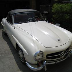 1957 Mercedes-Benz 190-Series Convertible