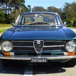 1973 ALFA ROMEO GT 1600 JUNIOR RHD