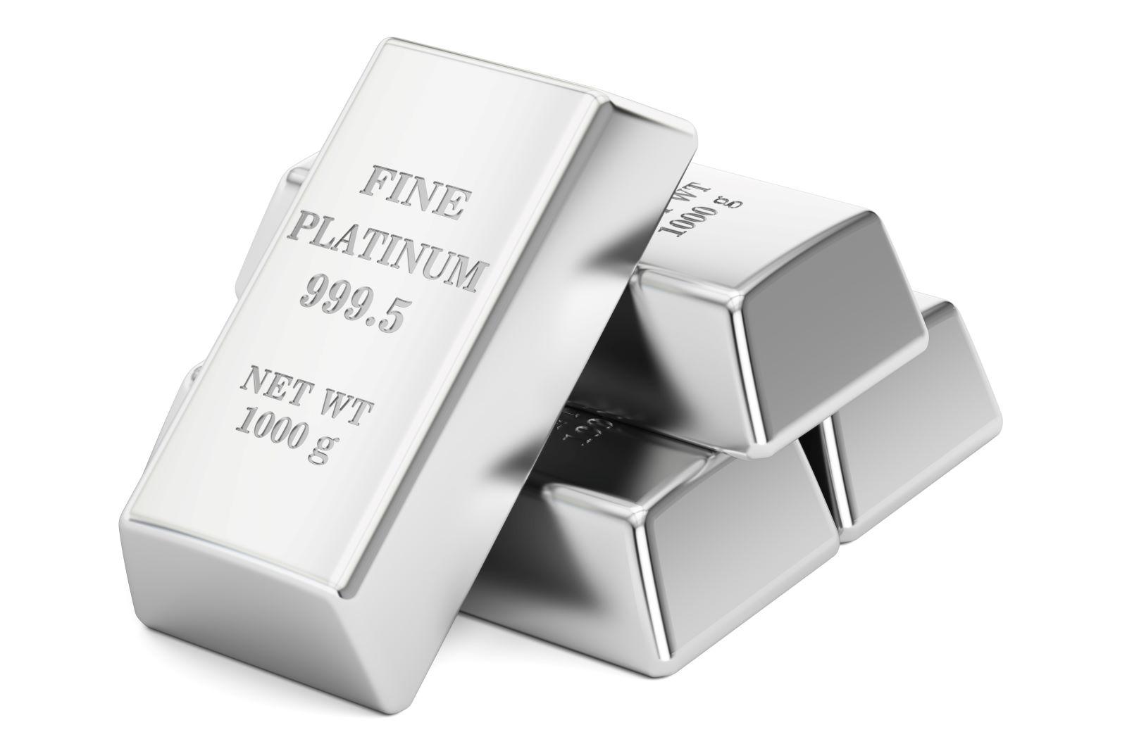 999 platinum bar