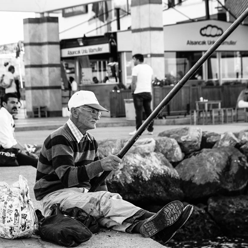Yaşlı Balıkçı