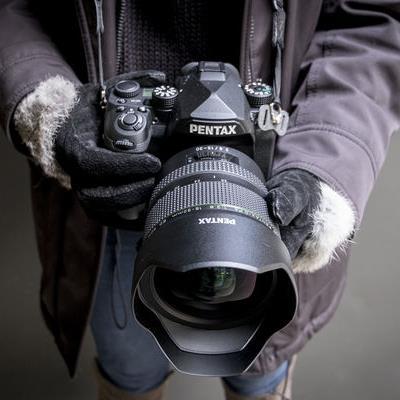 Pentax K-1 İnceleme