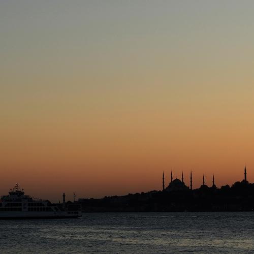 Üsküdar 'da Akşam