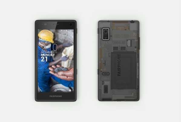 Le Fairphone 2, un téléphone modulaire pour 525 euros