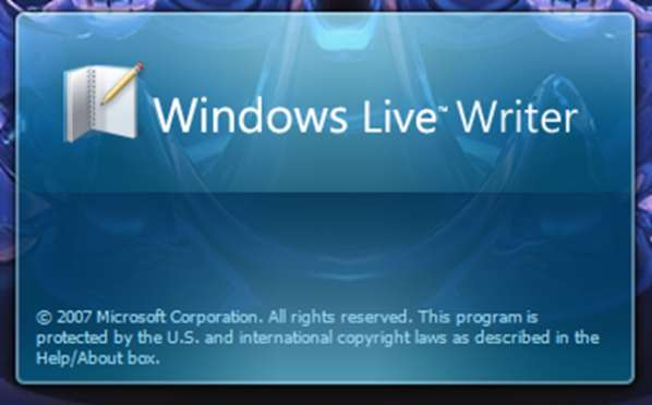 Microsoft Live Writer devient Open Source
